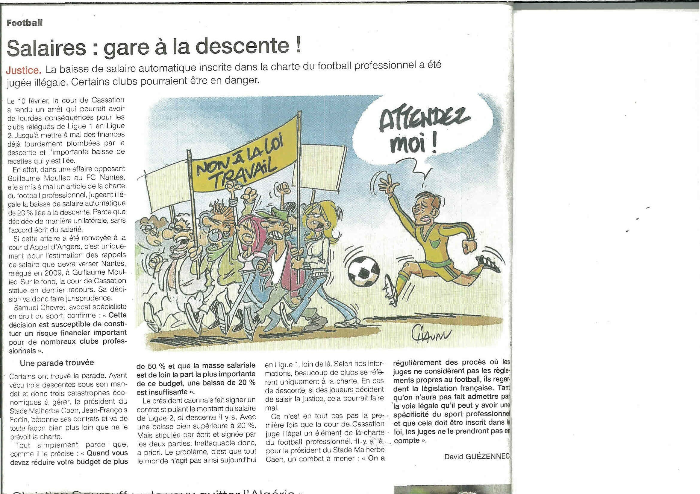 Article Presse OF